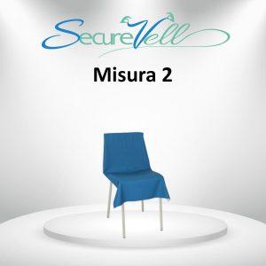 Telino di prevenzione e contenimento contagio per sedie/sedile Misura 2