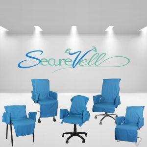 Kit Sedia/sedile + Braccioli