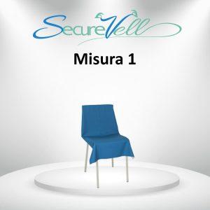 Telino di prevenzione e contenimento contagio per sedie/sedile Misura 1